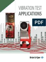 Vibration Test Apllications B&K