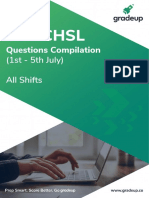 Chsl Questions All Shifts-95