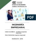 Ingenieria Empresarial