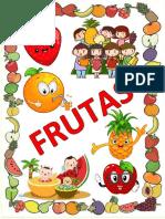 Album de Adivinanzas de Frutas y Verduras