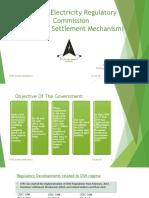 Deviation Settlement Mechanism