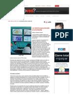 La Ciencia Que Precede a La Tormenta - Revista ¿Cómo Ves_ - Dirección General de Divulgación de La Ciencia de La UNAM