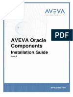 AVEVA Oracle Components Installation Guide