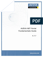 AVEVA NET Fundamentals Guide