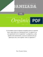 Iglesia Organizada vs Orgánica