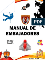 Manual de Embajadores