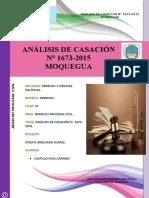 analisis casacion
