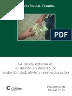 tesis de macroeconomia