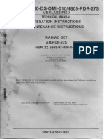 An Pdr 27s Manual