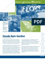 Fall 2010 Flow Information Newsletter, Friends of the Lower Olentangy Watershed