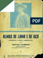 Almas de Lama e Aço - Gustavo Barroso
