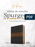 Biblia Estudio Spurgeon