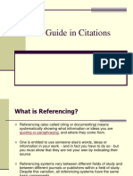Guides in Citation.ppt