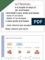 Acid Base System