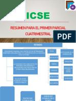 ICSE - Parcial 1 - Cuatrimestral