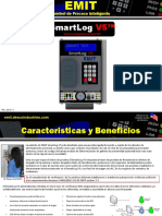 Smart Log v 5 Overview Spanish