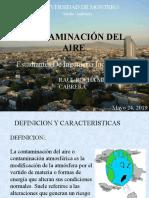 Contaminacion Aire Raul