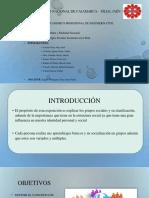 Diapositivas Cultura y Realidad Nacional