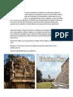Estructura Maya