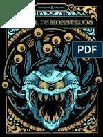D&D 5E - Manual de Monstruos (Editorial Edge ) .pdf