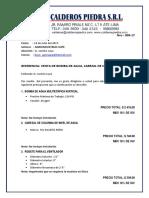 PPTO - Nº309- 17  COTIZACION CALDERO.pdf