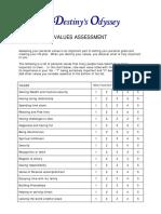 Value Assessment1