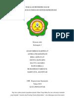Makalah Biomedik Dasar