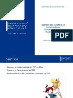 Clase Tromboembolismo Pulmonar TEP