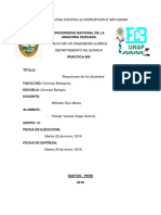 Informe 6 (7 Alcoholes)