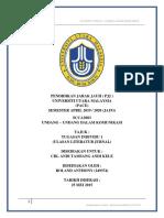249374 Roland Anthony Tugasan Individu Scca 2083 Undang-undang Komunikasi