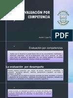 Evaluación Por Competencias2