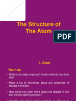 Materi Presentasi tentang The Structure of The Atom