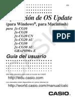 Fx-CG Series Update ES