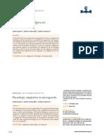 Adaptacion Fisiologica en Microgravedad