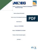 Redes Informaticas ACtividad 1