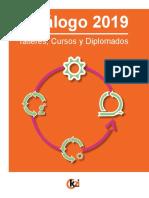 Catalogo de Cursos y Diplomados2019