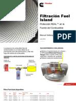 filtracion cuming