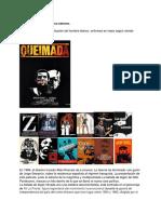 El Cine Politico, Queimada a 50 Años de Su Estreno, por Silvio Schaster.