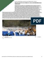 Puerto Morelos, primer municipio de México con geomembranas para el depósito del sargazo – Noticaribe