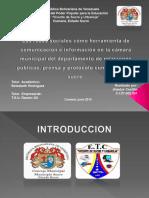 Proyecto a Diapositivas