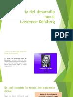 Teoría Del Desarrollo Moral