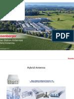 Rosengberger Hybrid antenna