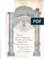 121. 1906-04 April Electrical Worker
