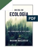 Un Día de Ecología Máximo Mazzocco Versión Digital Web