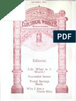 127. 1906-10 October Electrical Worker