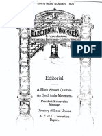 129. 1906-12 December Electrical Worker