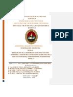 Evaluacion de La Biosorcion de Plomo II Con Pectina