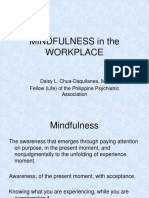 MINDFULNESS in the Workplace.ppt