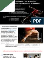 Presentación Biomecánica y Sistemática