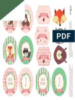 Topper_circulos Decorativos 6 Cm